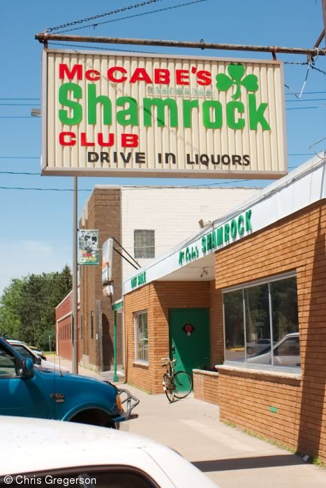 The Shamrock Club