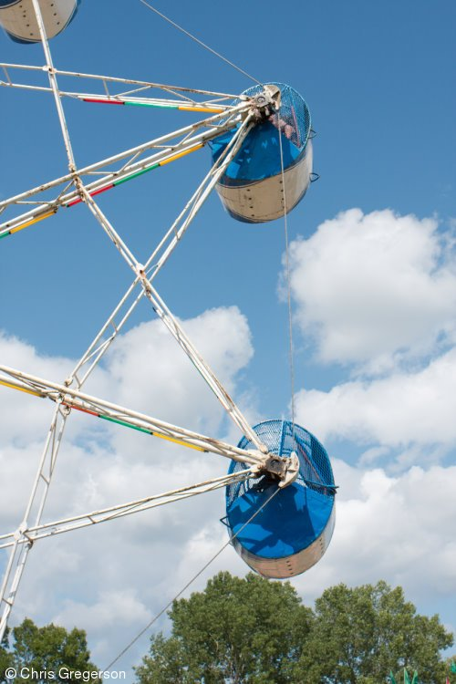 A Ride at the St. Croix County Fair