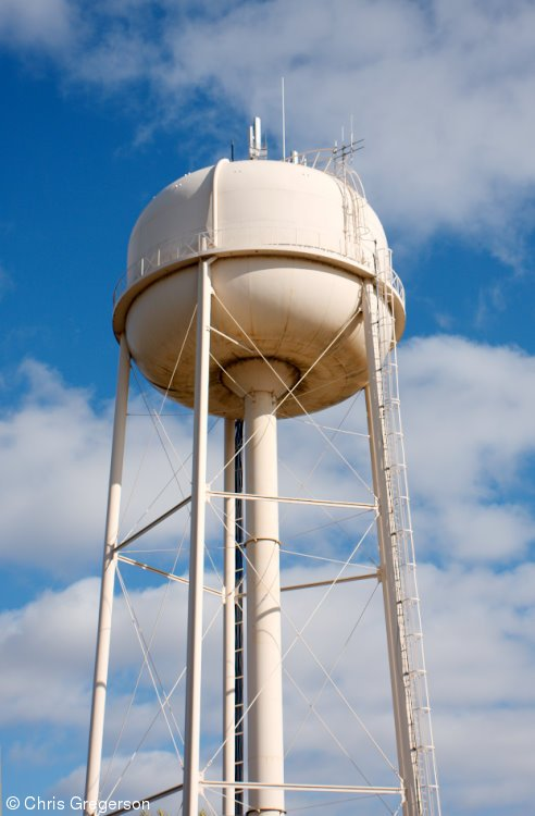 New Richmond Water Tower