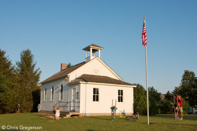 Old Schoolhouse, New Richmond Heritage Center