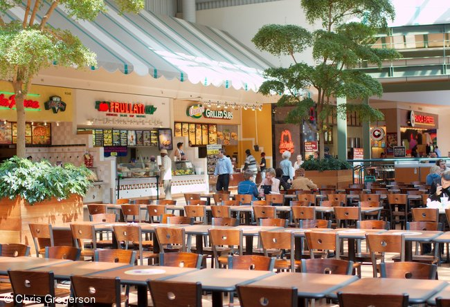North Food Court, Mall of America