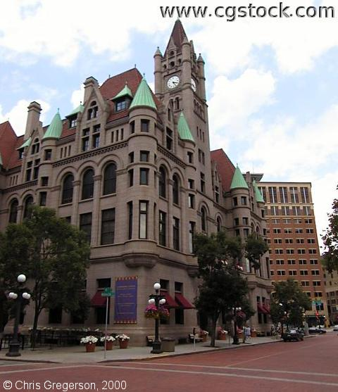 Landmark Center, St.Paul