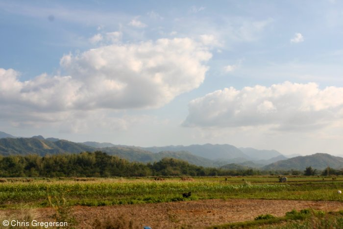 Mountains in Ilocos Norte