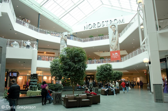 Nordstrom Courtyard, Mall of America