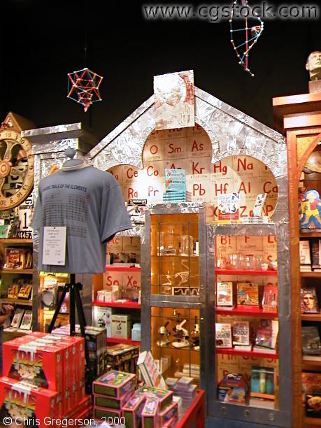 The Explore Store at the Science Museum of Minnesota