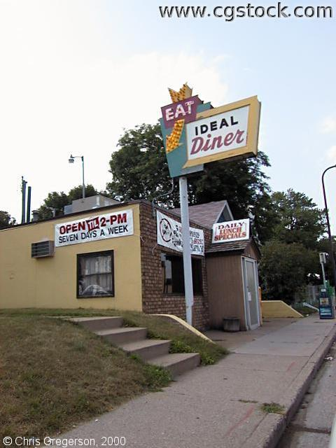 The Ideal Diner, Central Avenue
