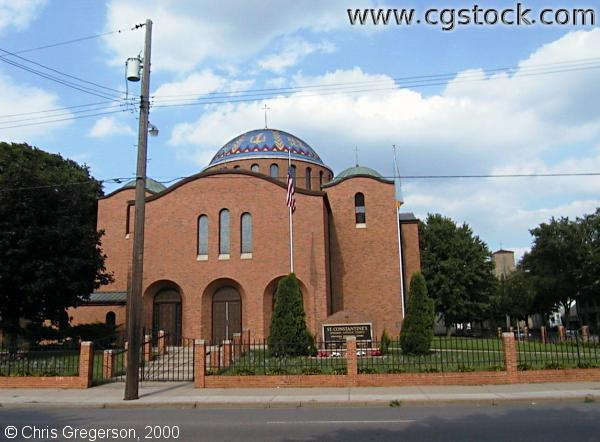 St. Constantine Ukrainian Catholic Church