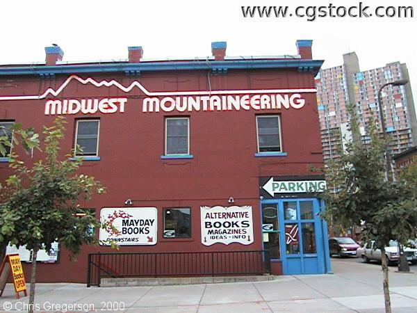 Midwest Mountaineering and Mayday Books