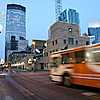 Nicollet Mall and MTC Bus